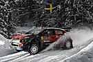 WRC Galería: las mejores fotos del arranque del Rally de Suecia 2018