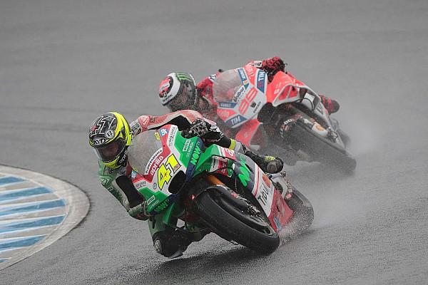 MotoGP Réactions Une septième place et beaucoup de frustration pour Espargaró