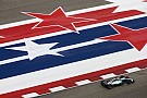 美国大奖赛周五:汉密尔顿定下标杆,迈凯伦领跑中游集团