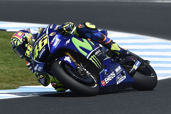 MotoGP Breaking news Rossi explains failure to make top 10 in Friday practice