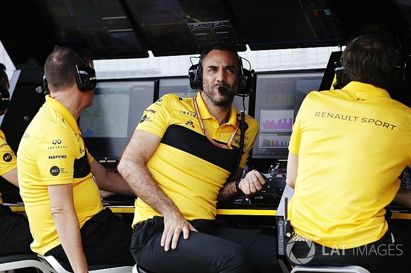 Renault responde a críticas da Red Bull após GP da Hungria