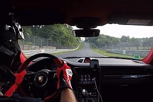 Auto Actualités Vidéo - Tour embarqué du Nürburgring au volant d'une Porsche
