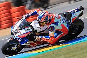 MotoGP Reactions Petrucci: Dovizioso sempre me ajudou, dentro e fora da pista