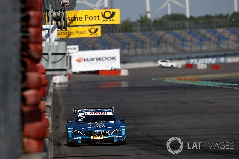 Paffett vence a Wittmann en la carrera 2 en Lausitz