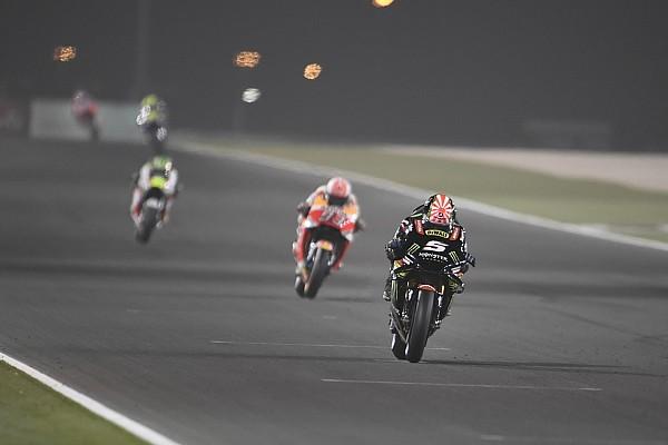 موتو جي بي زاركو يكشف عن سبب تراجعه في سباق قطر