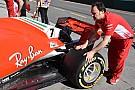Formula 1 Ferrari: si estrae più aria calda dallo sfogo delle fiancate