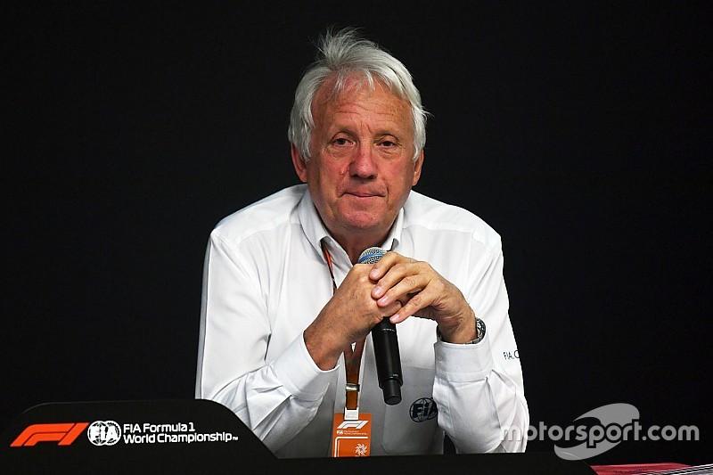 La FIA e i team di F1 lavorano ad un piano a lungo termine per sostituire Whiting
