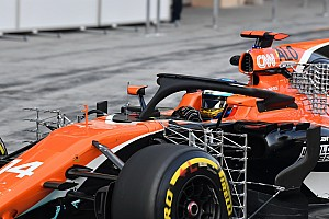 McLaren bawa Halo baru di tes Abu Dhabi