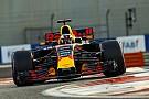 Daniel Ricciardo von Max Verstappen unter Druck gesetzt