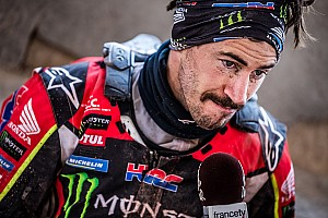 Dakar Breaking news Barreda forced to withdraw from Dakar Rally