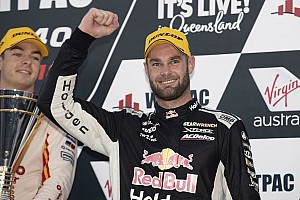 Supercars Race report Townsville Supercars: Van Gisbergen completes Holden sweep