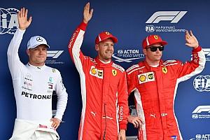 Formula 1 Qualifying report German GP: Vettel beats Bottas to pole, drama for Hamilton