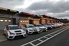TCR Giornata di test a Brands Hatch per dare inizio alla TCR UK Series