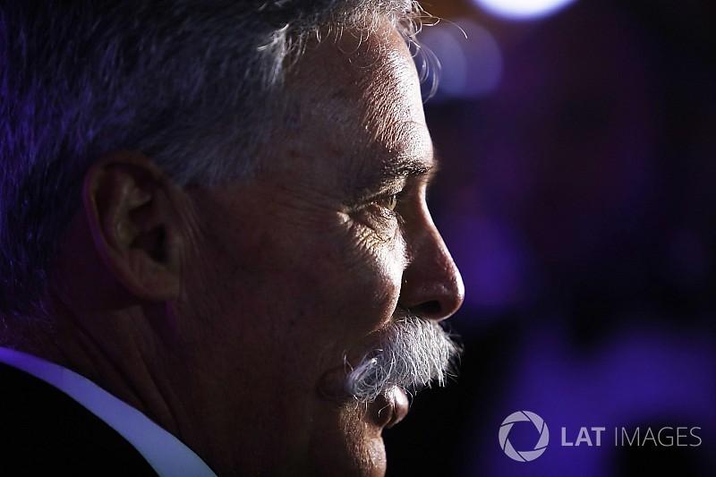 """Chefe da F1: """"Fórmula E não é um concorrente para nós"""""""