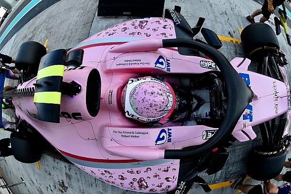 Force India: passati i crash test, ora si aspetta l'ok al cambio nome