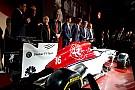 Формула 1 Sauber: Ми не команда В Ferrari – ми команда А Alfa Romeo