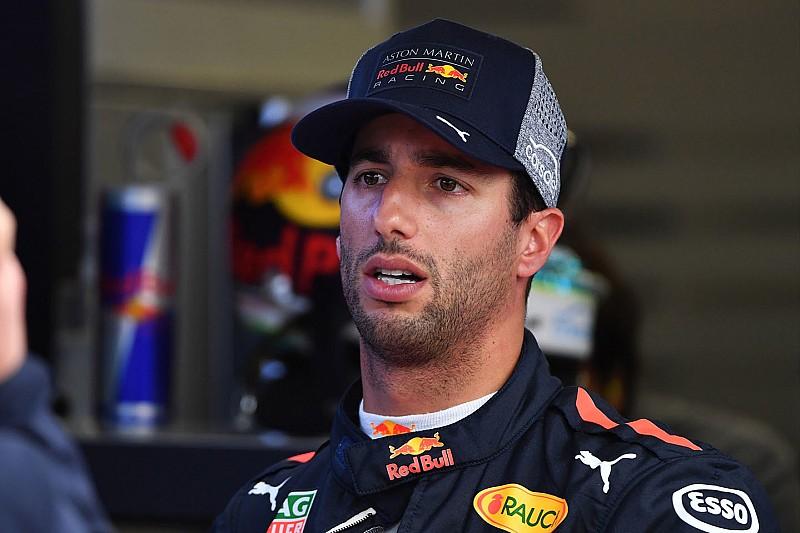 Риккардо получил штраф в 20 позиций на Гран При Германии