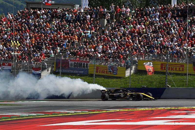 A Renault kijavítja a turbó hibáját a Brit GP-re