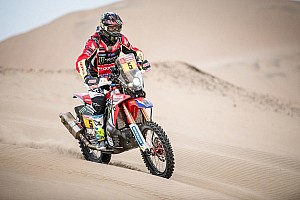 Dakar Stage report Dakar 2018, Stage 5: Barreda dominates, van Beveren keeps lead