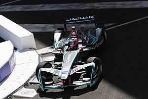 Формула E Новость Эванс потеряет десять позиций на стартовой решетке в Париже