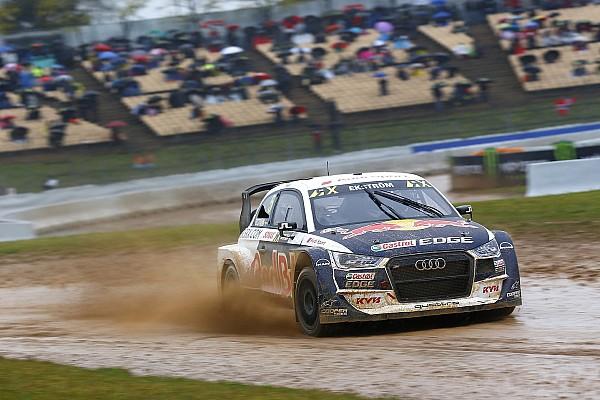 Rallycross-WM WRX Barcelona 2018: Mattias Ekström gewinnt Saisonauftakt