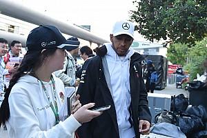 Hamilton: Kendimi araçta rahat hissetmiyorum