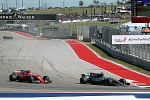 Formula 1 Livefeed Live: Follow the United States Grand Prix as it happens