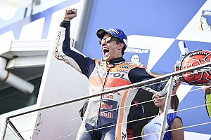 MotoGP Важливі новини Маркес: Я більше радію перевазі у 33 очки, ніж перемозі
