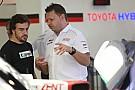 """Toyota tevreden met Alonso: """"Een brave rookie"""""""