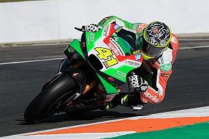 MotoGP Важливі новини Aprilia має «змінити» цілі на 2018 рік