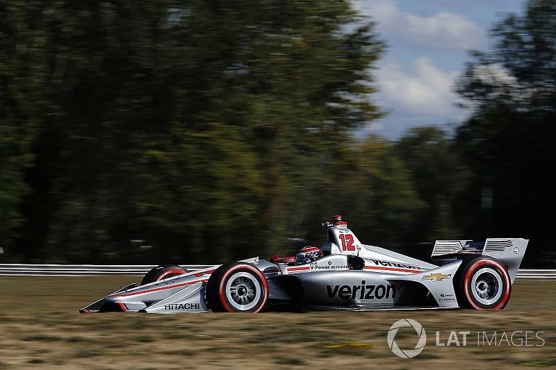 Power conquista la pole position a Portland, solo 11esimo il leader Dixon