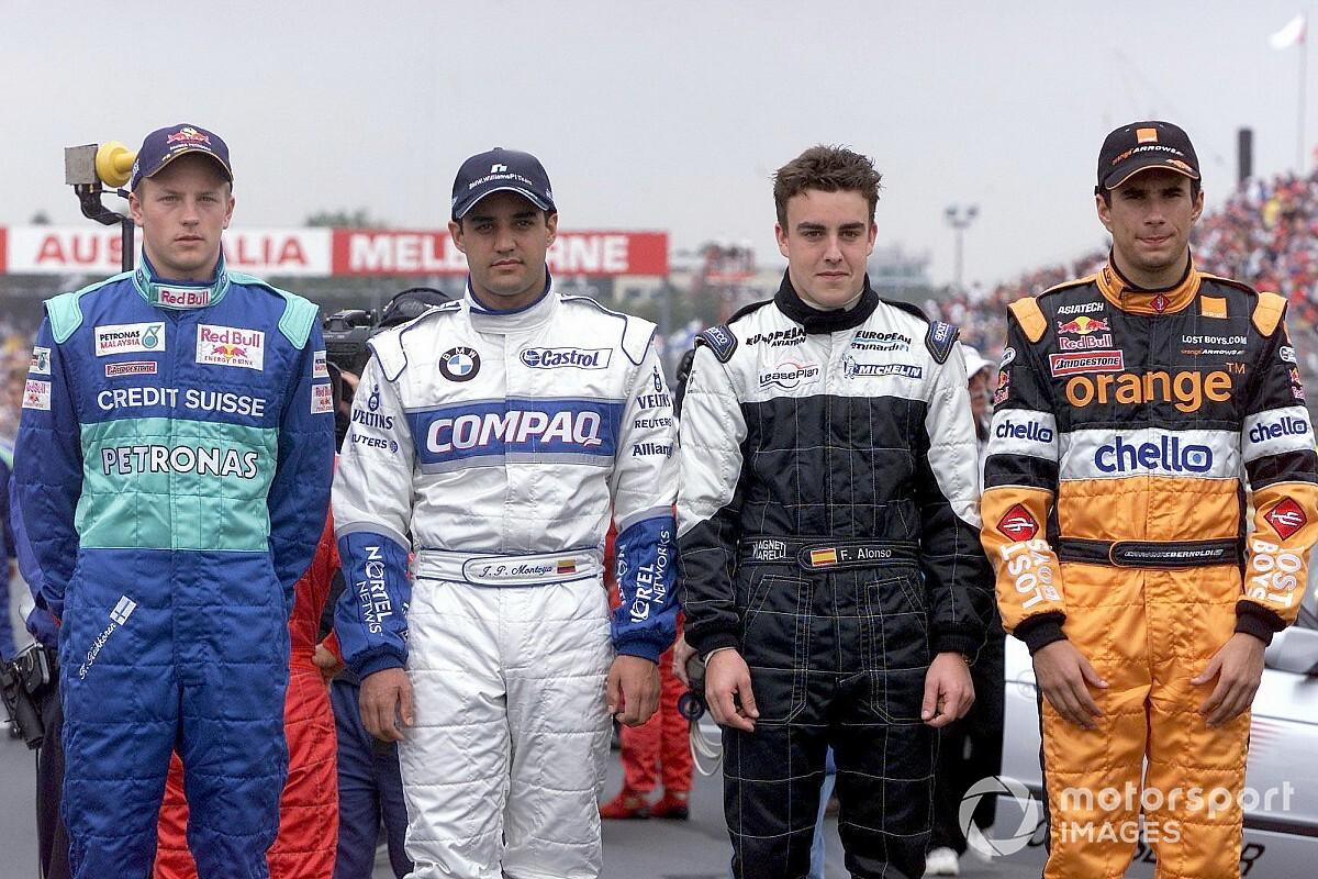 День в історії: дебют Райкконена та Алонсо у перегонах Формули 1