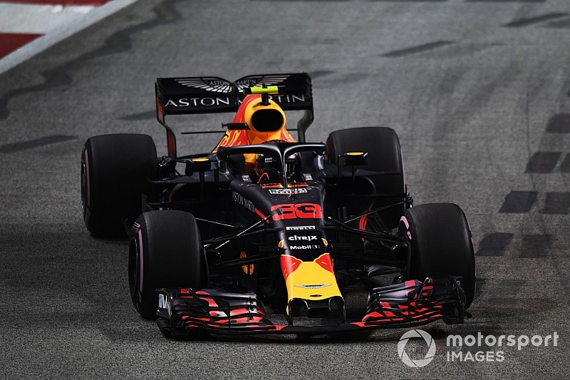 Verstappen denied pole shot by engine cutting out