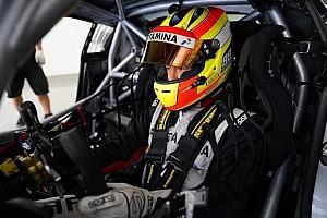 Rio Haryanto geber mobil balap Audi di Shanghai