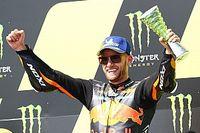 Brno MotoGP: Rookie Binder scores KTM's first win