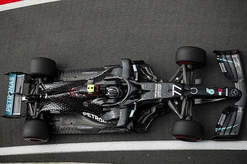 PLACAR F1: Bottas encosta em Hamilton e Hulkenberg surpreende