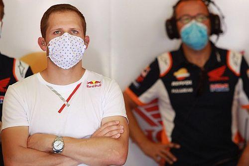 Bradl vervangt geblesseerde Marquez bij Honda in Brno