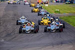 Coimbatore JK Tyre: Mandody scores double Formula LGB win