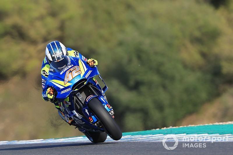 """Productieve Jerez-test voor Suzuki: """"We hebben alles getest"""""""