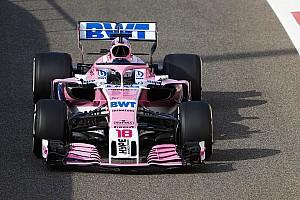 Racing Point presenterà il suo nuovo look il 13 febbraio a Toronto