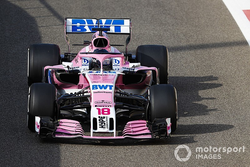 Ex-Force India, Racing Point revela data de lançamento do novo carro
