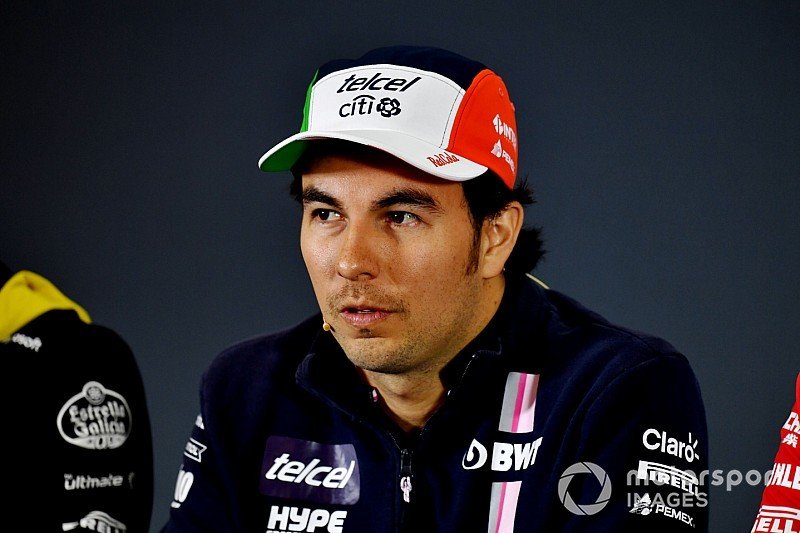 "Pérez: Force India poderá ser ""grande surpresa"" em 2019"