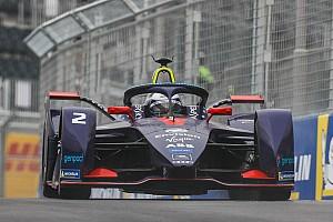 Formel-E-Test in Riad: Sam Bird mit neuem Streckenrekord