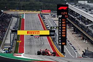 Live: Follow qualifying for the US GP as it happens