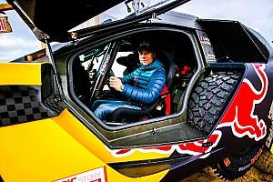 Loeb présente ses couleurs pour le Dakar