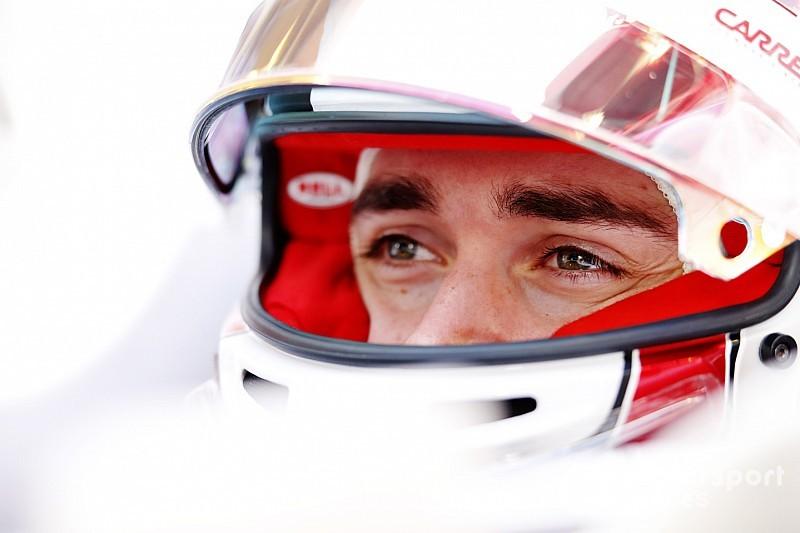 Leclerc et Ferrari : la pression? Connaît pas!