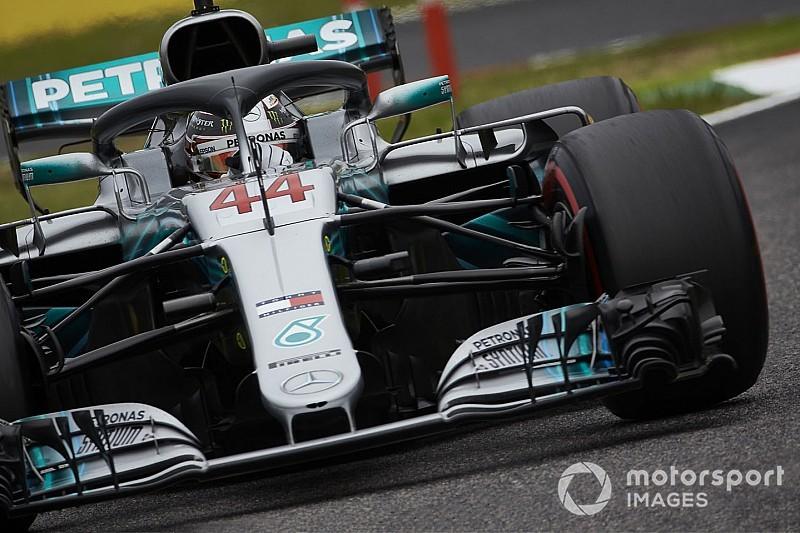 Хэмилтон: Mercedes – лучшие, когда нужно принять решение под давлением