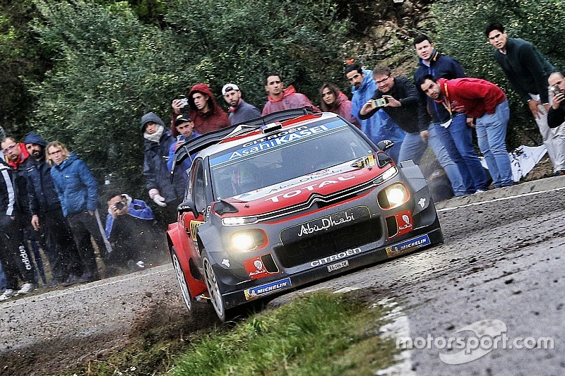 Ралі Іспанія: Льоб виграв фантастичну гонку