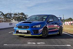 Subaru представила найпотужнішу серійну WRX STI в історії
