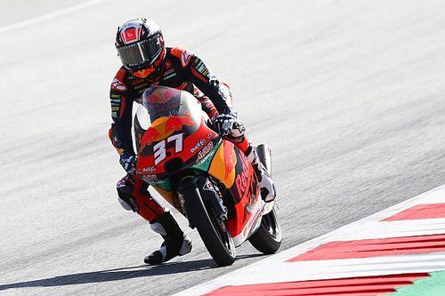 Acosta verschalkt Garcia in schitterende Moto3-race in Spielberg